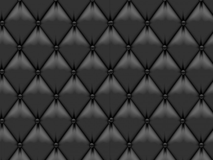 Realistic Upholstery Leather PPT Backgrounds