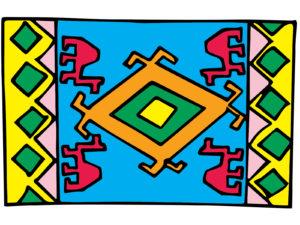 Carpet Decoration Powerpoint Template