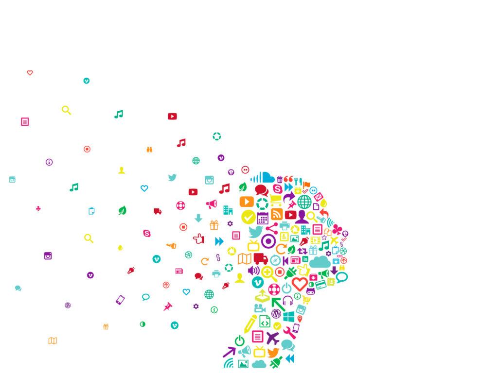 Social Modern People PPT Backgrounds - Beige, Black, Blue, Brown ...