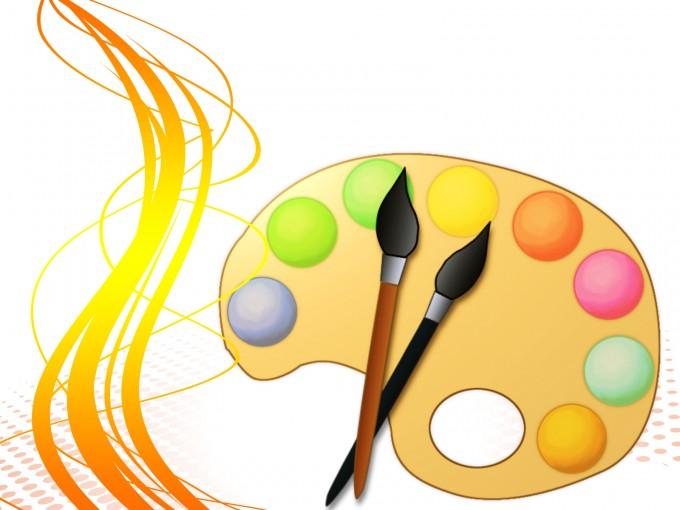 Color Palette PPT Backgrounds