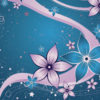 Dream Flowers PPT Backgrounds