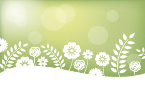 Earth day landscape ppt backgrounds