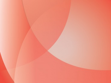 Red Wavy Modern Abstract