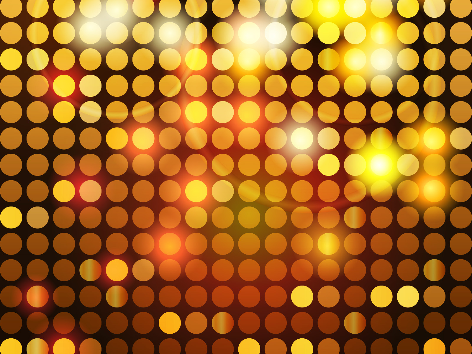 Shiny golden mosaic backgrounds