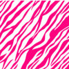 Pink And White Zebra Powerpoint Backgrounds