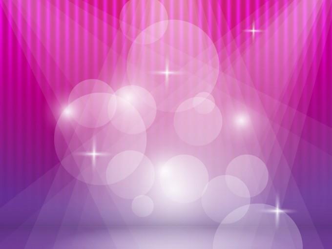 Spotlight Design for Powerpoint PPT Backgrounds