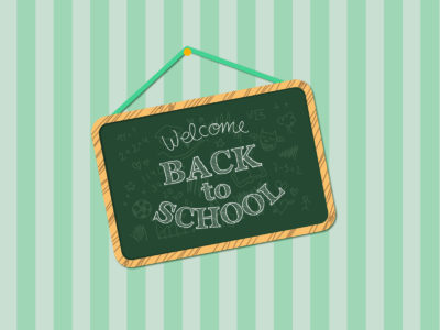 welcome Back to School PPT Backgrounds