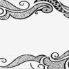 Floral Frame Design Backgrounds