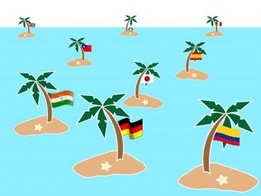 Islands Languages
