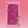 Pink Roses Frame Backgrounds
