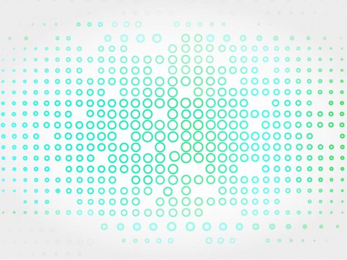Technology Pixel PPT Backgrounds