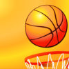 Basketball Hoop Sport PPT Backgrounds