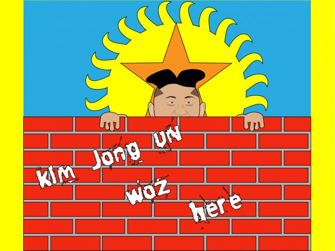 Kim Jong Powerpoint Templates PPT Backgrounds