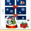 Merry Xmas Powerpoint Backgrounds