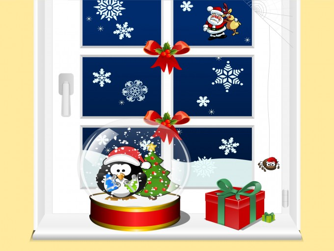 Merry Xmas PPT Backgrounds