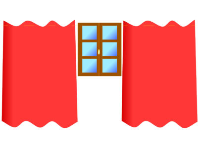 Window Draperies PPT Design
