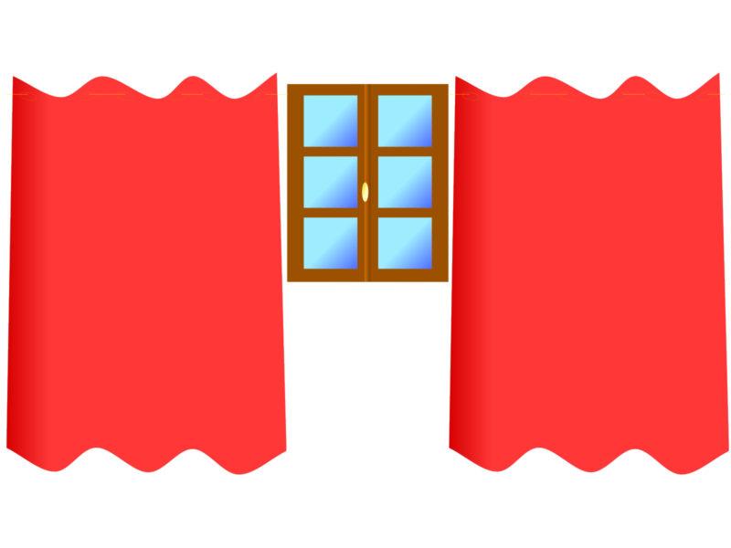 Window Draperies PPT Design