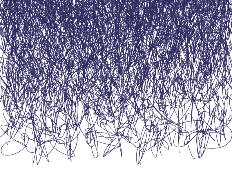 Abstract Scribble PPT Backgrounds