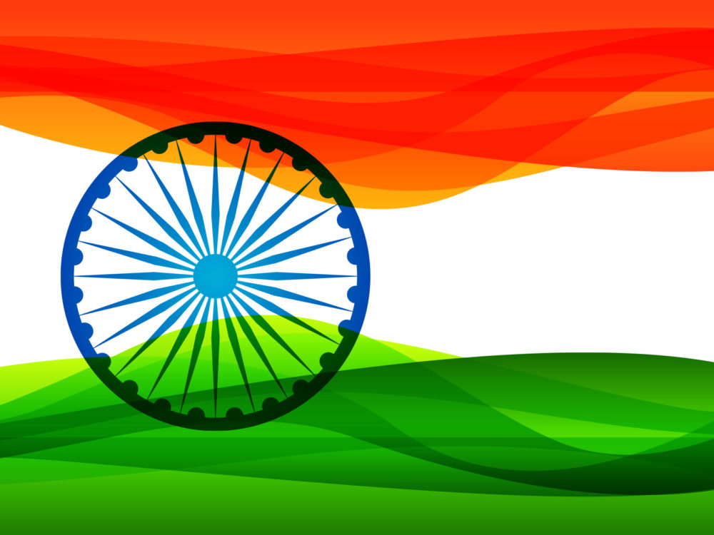 Flag of india ppt backgrounds blue flag green orange flag of india ppt backgrounds toneelgroepblik Images