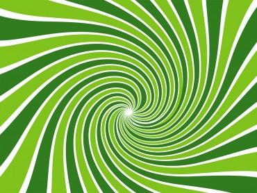 Green Radial Beams