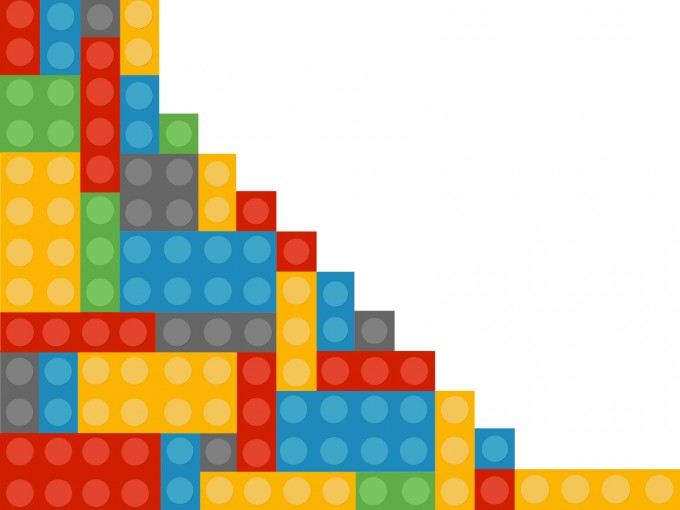 Lego Powerpoint Template PPT Backgrounds