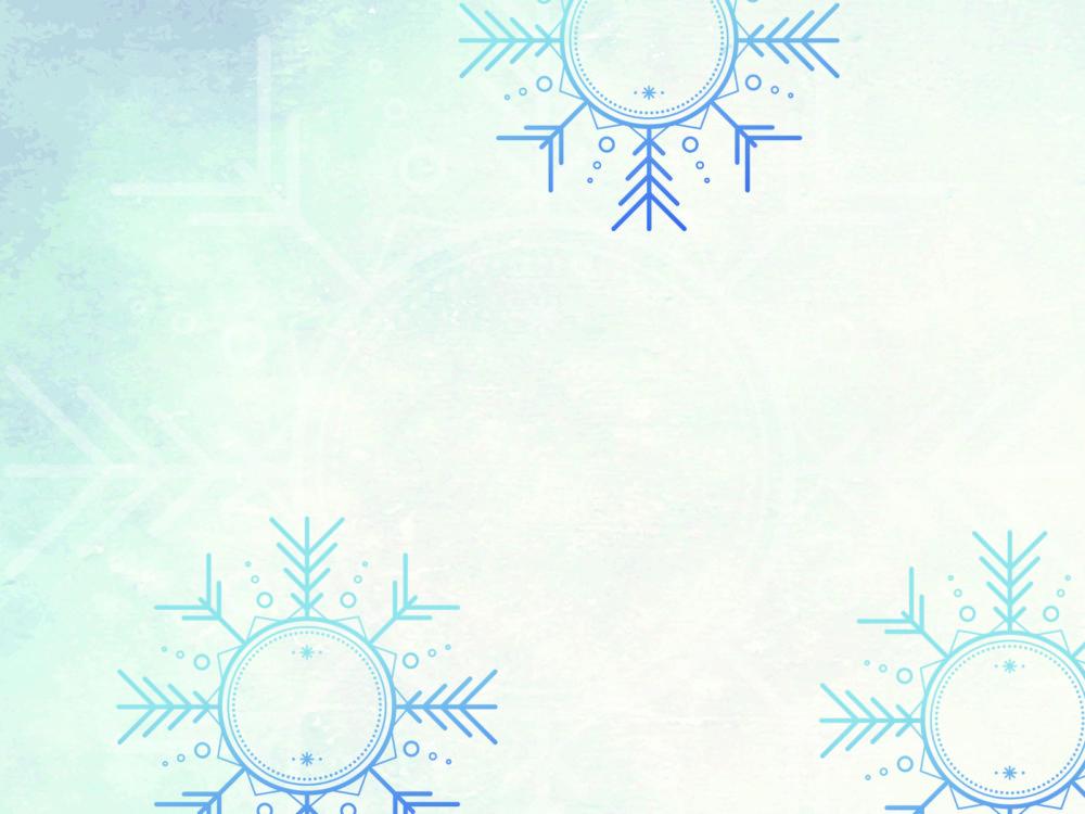 winter wonder land backgrounds blue cartoon christmas