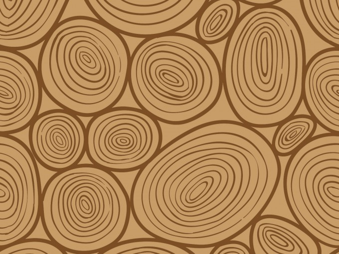 Wooden Pattern PPT Backgrounds