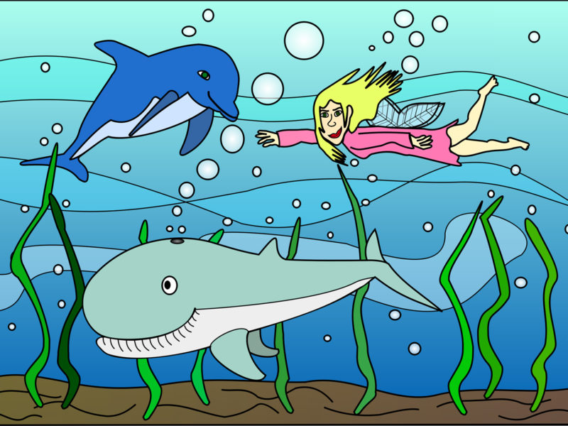 Fantasy aquarium ppt backgrounds animals blue green for Plenty of fish desktop