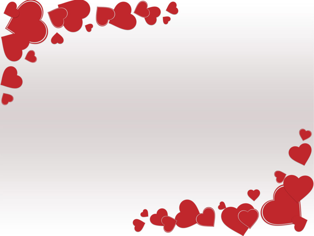 Grunge Valentine Day Backgrounds Love Red White Templates Free