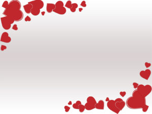 Grunge Valentine PPT Backgrounds