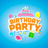 Happy Birthday Party Backgrounds