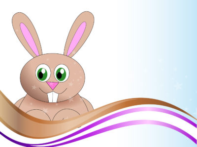 Rabbit Powerpoint Backgrounds