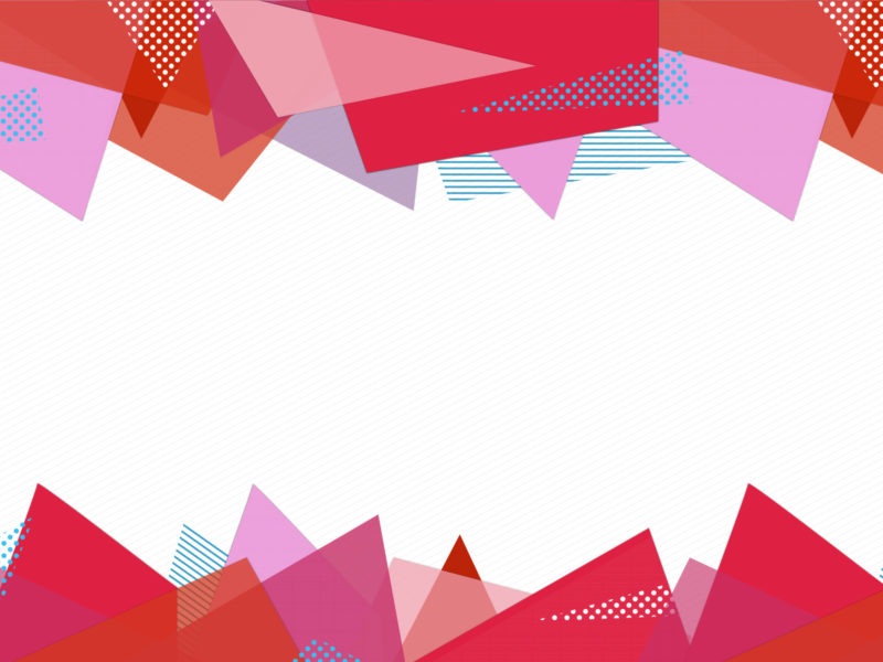 Stationery Paper Triangles Backgrounds