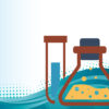 Chemical Factory Powerpoint Backgrounds