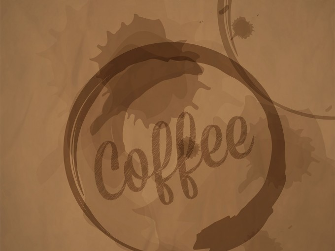 Coffee Cup PPT Backgrounds