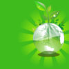 Green Earth PPT Backgrounds