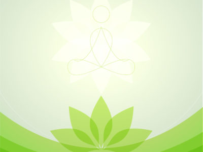 Yoga Center PPT Backgrounds