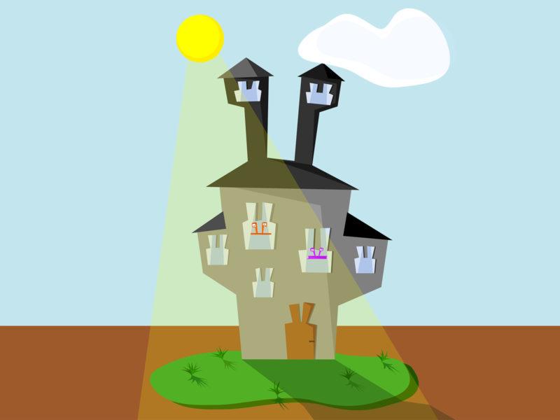 Light House PPT Backgrounds