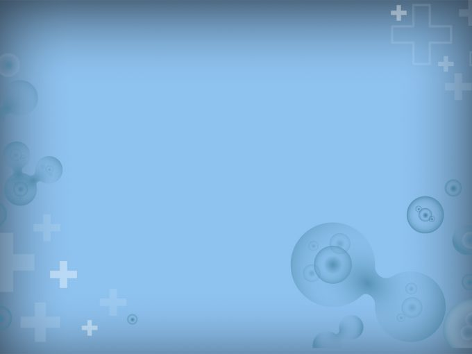 Blue Cells PPT Backgrounds