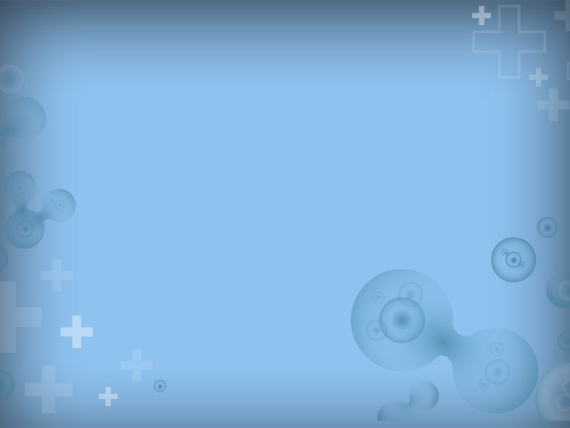 Blue Cells Powerpoint Backgrounds