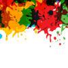 Artistic splashes ppt templates
