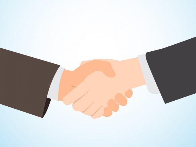 Business Partner PPT Backgrounds