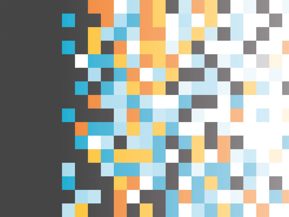 Colored Squares Backgrounds PPT