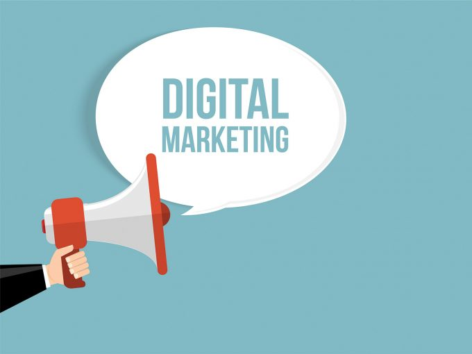 Digital Marketing PPT Backgrounds