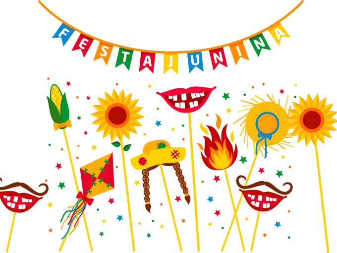 Festa Junina PPT Backgrounds