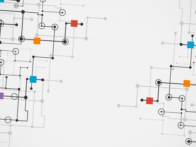Circuit Technological PPT Backgrounds