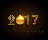 Happy New Year 2017 Backgrounds