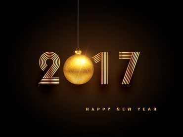 Welcome New Year 2017