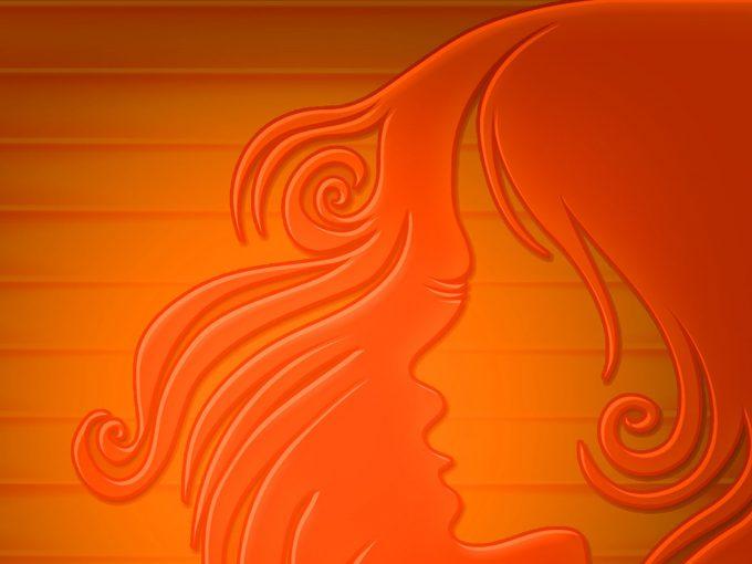Beauty Saloon PPT Backgrounds