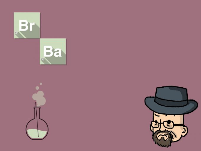 Breaking Bad Heisenberg PPT Backgrounds